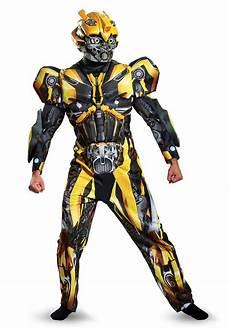 Transformers 5 Deluxe Bumblebee Costume