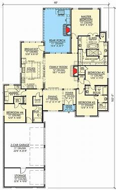 house plans acadian plan 56405sm open concept 4 bed acadian house plan