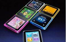 touchscreen ipod nano might still be capable of