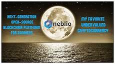 introducing neblio next generation enterprise blockchain solutions great investment potential