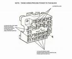 1979 ford f150 fuse box fuse block replacement tutorial ford truck enthusiasts forums