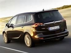Opel Zafira C - zafira c zafira opel database carlook