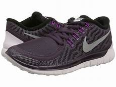 lyst nike free 5 0 flash in purple for