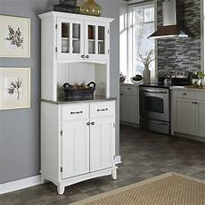 stainless steel furniture and accessories for the kitchen shop home styles white stainless steel rectangular kitchen