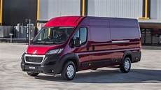 Peugeot Boxer 2020 Pricing And Spec Confirmed Large