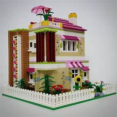 Malvorlagen Lego Friends House S House Moc Lego Friends Lego House Lego