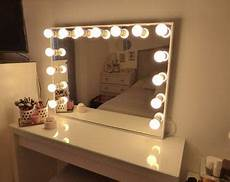 lighted vanity mirror large makeup by