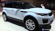 2017 Range Rover Evoque Se Premium Exterior And Interior