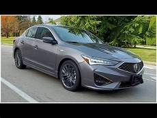 2019 acura ilx review least expensive premium car youtube