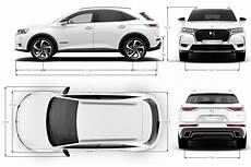 dimension ds3 crossback ds 7 crossback technical specifications ds automobiles