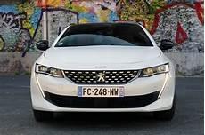 Essai Peugeot 508 Sw Puretech 180 Eat8 Un Moteur