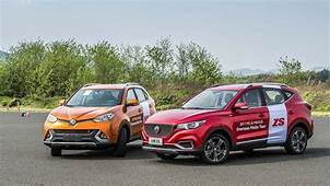 New 2017 MG ZS Crossover Prototype Early Review  CAR Magazine