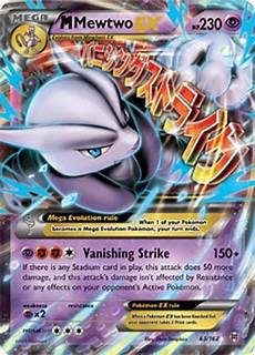 e karten tcg xy breakthrough mega m mewtwo ex 63 162 ebay