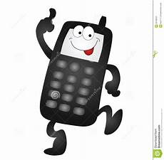 Mobile Phone Stock Vector Illustration Of