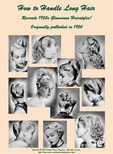 50s hairstyle names 1950s atomic hairstyle book create 50s hairstyles ingerid