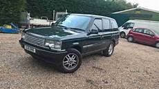 land rover range rover 2 5 dt diesel 4x4 4wd p38 car for sale
