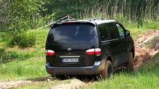 Hyundai Starex 4x4 In Nieder Moos