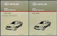 car repair manuals online pdf 2001 lexus ls instrument cluster 2001 lexus ls 430 navigation system owners manual original