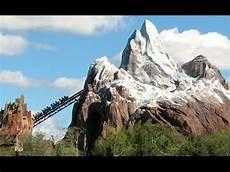 wdw エクスペディション エベレストの動画 アニマルキングダム フロリダ