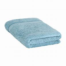 Naxos Serviette De Toilette 50 X 100 Cm Bleu