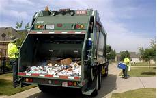 Garbage Collection by City Services City Of Duncanville Usa