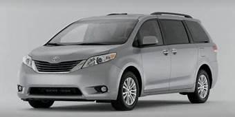 2014 Toyota Sienna Dimensions  ISeeCarscom