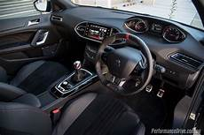 2016 Peugeot 308 Gti 250 Review Performancedrive