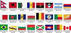 Daftar Bendera Negara Negara Di Dunia Lengkap Sd Negeri