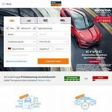 www autoscout de autoscout24 europas automarkt f 252 r