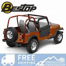 Bestop 2 Soft Doors 80 95 Jeep Cj7 Wrangler Yj