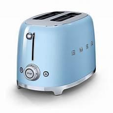 smeg toaster günstig smeg tsf01 2 slice toaster pastel blue leekes
