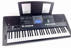 professional yamaha psr e423 keyboard synth professional