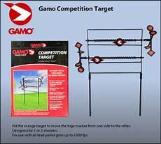 bsa gamo spinning competition target for air pistol gun