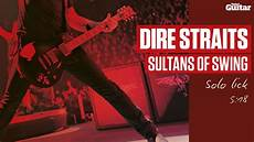 sultans of swing acoustic dire straits sultans of swing technique focus tg218