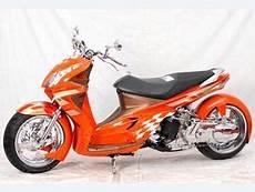 Modifikasi Motor Skywave by Inbike Suzuki Skywave 125 2010 Modif Spesifikasi Harga