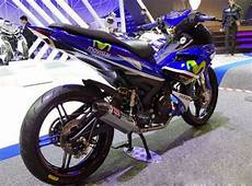 Modifikasi Yamaha Mx by 50 Gambar Modifikasi Yamaha Mx King 150 Gagah Sporty