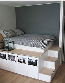 15 Beds Made Much Cooler With Ikea Hacks Diy Platform