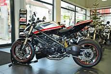 Umgebautes Motorrad Ducati Streetfighter 848 Ducati