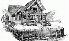 gothic revival house plans eplans gothic revival house plan sweet lakeside cottage
