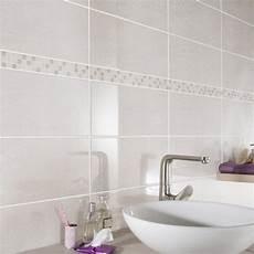 carrelage leroy merlin salle de bain fa 239 ence mur beige opale l 20 x l 45 cm leroy merlin