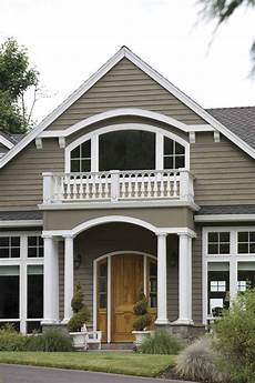 brownish taupe shingles white trim love the colors in 2019 exterior house siding exterior