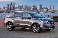 2019 acura mdx sport hybrid new car review autotrader