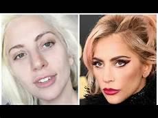 Gaga Without Makeup Maquilaje Sem Maquiagem