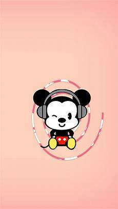 Lock Screen Emoji Mickey Mouse Wallpaper