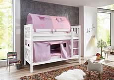 hochbett vorhang set vorhang set 20767 lila rosa hochbett etagenbett stoffset