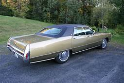 MDs Modified And Restored 1970 Imperial LeBaron