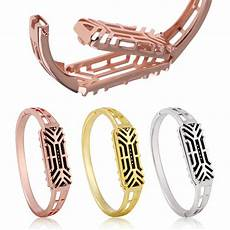 Bakeey Band Pendant Replacement by Fashion Metal Steel Replacement Band Bangle Necklace