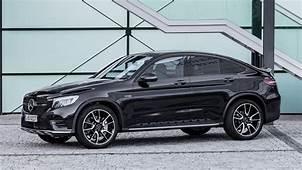 2017 Mercedes AMG GLC43 Coupe Revealed With 362 Hp Biturbo V6