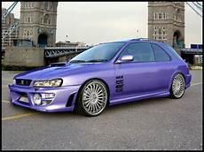 Subaru Impreza Kombi Pictures Photo 7