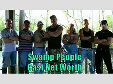 full cast of swamp people